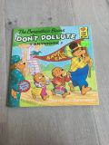 Like New Paperback The Berenstain Bears Don't Pollute