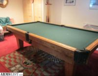 For Trade: PRO 8FT OLHAUSEN BILLIARDS POOL TABLE