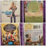 MICKEY DONALD GOOFY THE THREE MUSKETEERS AND HILARY DUFF A CINDERELLA STORY