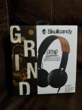Brand New!!! Skullcandy Grind Headphones. Would make a GREAT Christmas Gift!