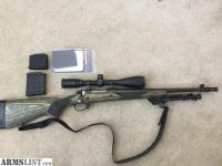 For Sale: Ruger gunsite scout .308