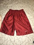 Men s Nike basketball shorts size small excellent condition