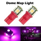 Find 2x Pink Purple LED Bulb Dome Map Light 168 194 motorcycle in Cupertino, CA, US, for US $7.99