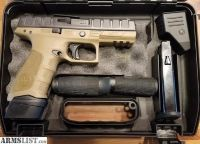 For Sale: Brand New Beretta APX - FDE - 9mm - 21+1 Extended Mag - TWO Mags - Warranty
