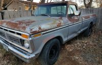 1977 Ford F150 Camper Special