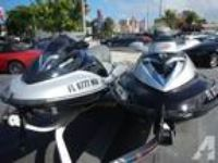 2008 Sea-Doo RXT - GTX