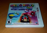 Nintendo 3DS Hello Kitty and Sanrio friends 3D RACING