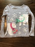 Carters long sleeve size 6