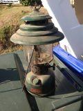 Vintage Coleman lantern 11/58 great for camper