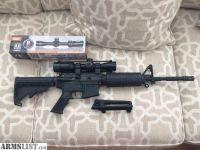 For Sale: Colt M4 Carbine Ar-15 .22LR