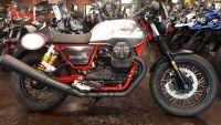 2017 Moto Guzzi V7 III Racer Standard/Naked Motorcycles Saint Charles, IL