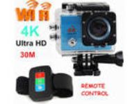 UHD 4K 1080P WIFI Remote Control Sports DV Action 30m 30m