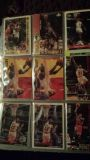 Collectible Basketball and Football Cards
