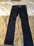 Express Barely Boot Jeans - Size 2 regular