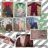 Infant/Baby Boy Clothes Outfits & Sets Size 6-9, & 9m Month/Months (17 pieces available) ONLY $2-$6 each Complete outfit!