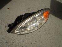 Factory OEM Original 01 02 Cougar LH Headlight Headlamp RARE MERCURY 2001