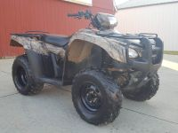 2012 Honda FourTrax Foreman 4x4 Utility ATVs Cambridge, OH