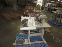 Lot of Industrial Sewing Machines RTR#8011765-04