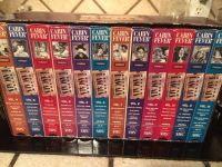 Little Rascals 12 tape VHS set in Collectors Box