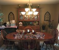 Hooker Furniture Dining Set