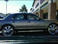 24 Rims and Tires $900 OBO