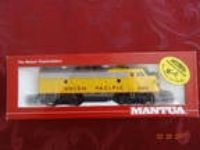 HO Mantua 423-003 Union Pacific locomotive #1486 F-7A unit