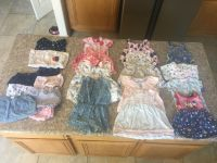 Baby girl cloths 12 M (20 pieces)