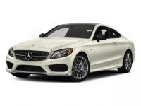 2018 Mercedes-Benz C-Class C 43 Coupe AMG 4MATIC ()