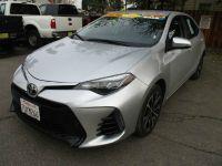 2017 Toyota Corolla SE CVT (Natl)