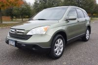 2007 Honda CR-V 4WD EX-L EXL  LEATHER MOONROOFONE OWNER