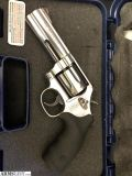 "For Sale: S&W 4"" .357mag 7-shot SS"