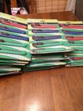 17 Cards of 5 Box Cutters Each
