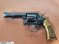 For Sale: S&W model 10 pinned barrel Smith and Wesson 10-8