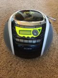 Sony Mini Box / cd and cassette player