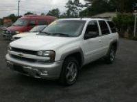 2005 Chevrolet TrailBlazer 4dr 4WD EXT LS