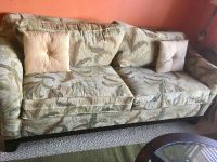 Tropical Sofa and loveseat