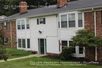 Townhouse Rental - 7010 Carriage Hill Drive 202