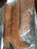 Sbicca Dante suede women's boots 7.5