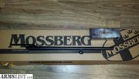 "For Sale: Mossberg 500 24"" ported cantilever rifled slug barrel with scope"