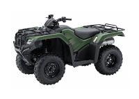 2018 Honda FourTrax Rancher 4x4 ES Utility ATVs Crystal Lake, IL