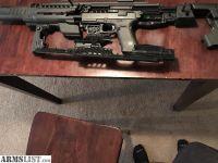 For Sale: Roni civilian carbine Glock 17