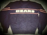 VINTAGE BEARS SWEATER - ADULT MEDIUM