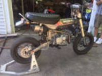 1972 Honda CRF Trail 70 (CT70): Completely RESTORED FAST