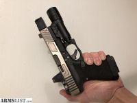 For Sale/Trade: Roland Battleworn Glock 19
