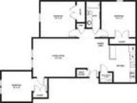 Bridgewater Apartments - 3 BR