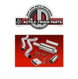 Buy Banks Monster Exhaust, Single Side; Fits 02-05 Duramax 6.6L (48634) motorcycle in Westport, Massachusetts, United States, for US $444.54