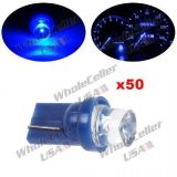 Buy 50xT10 Intrument light Concave Blue F#120972655082 6T1 motorcycle in Milpitas, California, United States