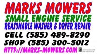 Washer, dryer / appliance repair
