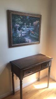 Entry table/ Picture