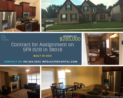 WE LOOKING FOR CASH BUYERS! GREAT DEAL AT MEMPHIS,TN 38108